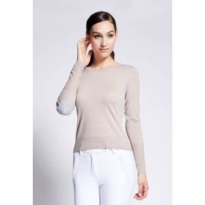 Asmar Mara Crew Neck Merino Sweater - Ladies