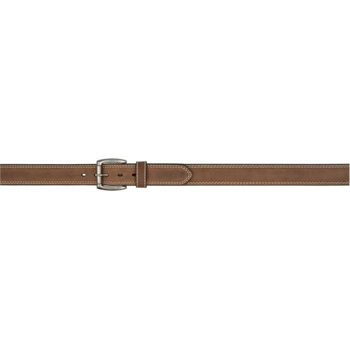 """3D 1 1/2"""" Distressesd Western Basic Belt - Men's - Light Brown"""