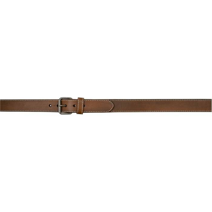 3D 1 12 Vintage Heavy Weight Western Basic Belt Mens Brown
