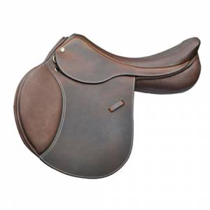 Intepid Arwen Close Contact Saddle with  Forward Flap