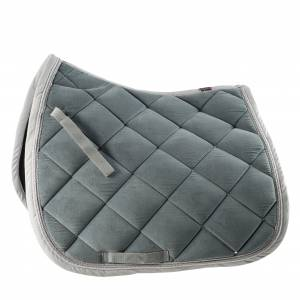 B Vertigo Velour Lux Dressage Saddle Pad