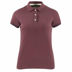 Horze Ivy Club Polo Shirt -  Ladies