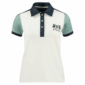 B Vertigo  Cassandra Polo Shirt - Ladies