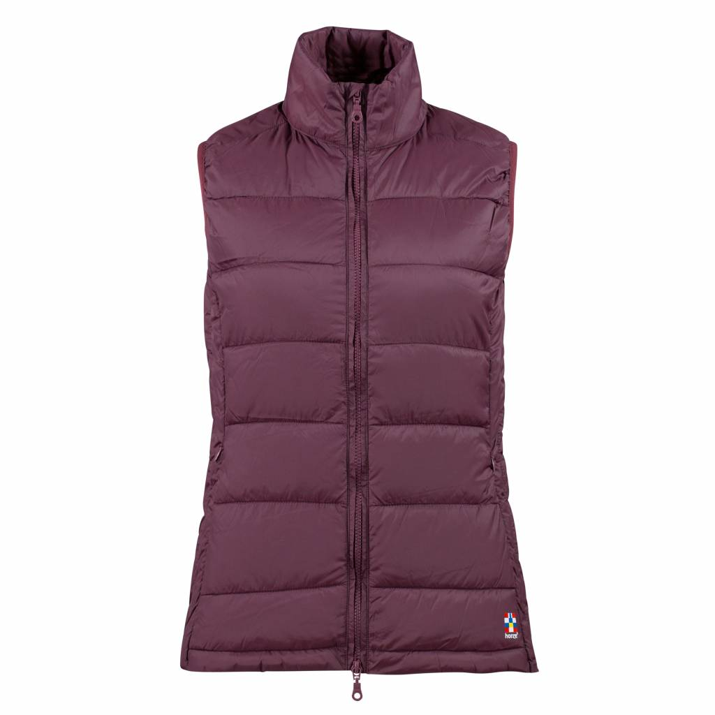 Horze Amber Lightweight Padded Vest - Ladies