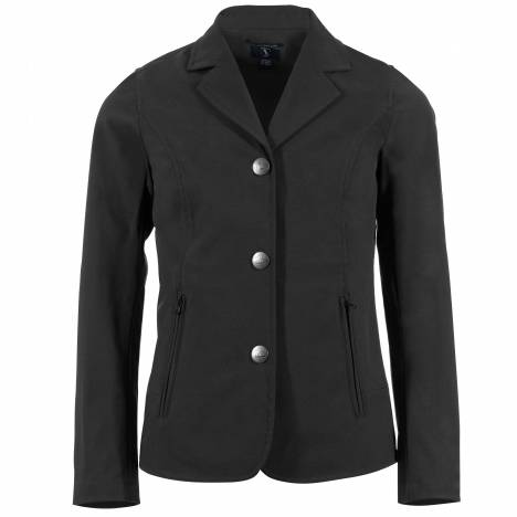 Horze Adele Softshell Show Coat - Kids