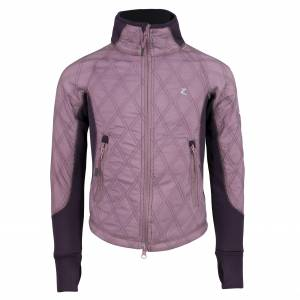 Horze  Zoe Light Padded Jacket - Kids