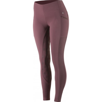 Horze Leah Silicone Full Seat Tights -  Ladies