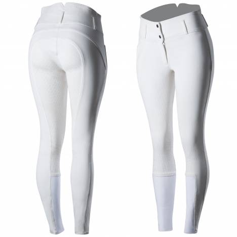 Horze Daniela Silicone Full Seat Breeches - Ladies