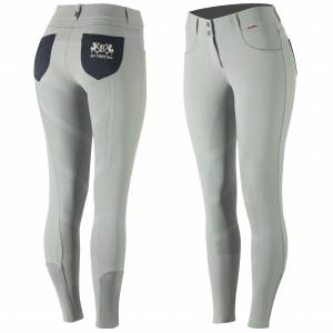 B Vertigo  Kimberley Silicone Full Seat Breeches - Ladies