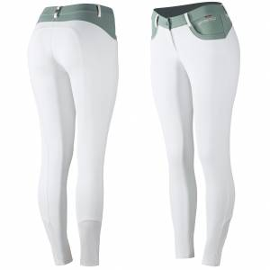 B Vertigo  Melissa Silicone Full Seat Show Breeches - Ladies