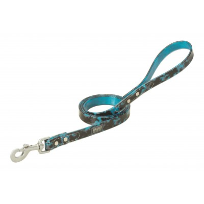 Weaver Brahma Webb Clear Coat Leash