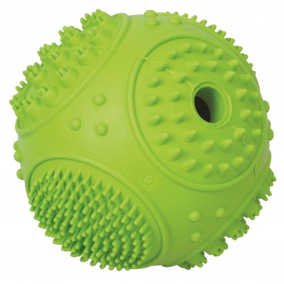 Weaver Rubber Treat Ball - Green Sphere