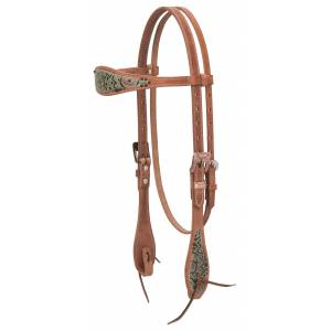 Weaver Stacey Westfall Cowgirl Spirit Browband Headstall