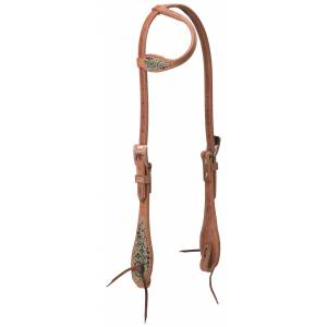 Weaver Stacey Westfall Cowgirl Spirit Sliding Ear Headstall