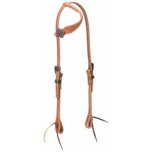 Weaver Rambler Sliding Ear Headstall