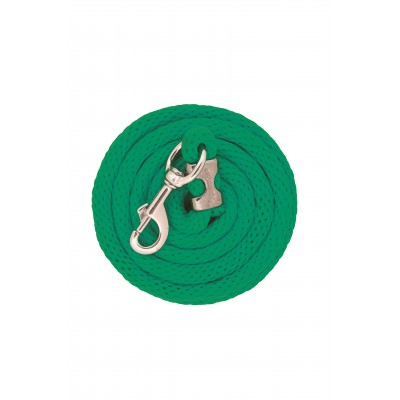 Weaver Poly Lead Rope with Chrome Brass Snap