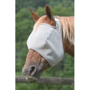 Weaver Double Closure Open Ear Fly Mask with Xtended Life Closure System