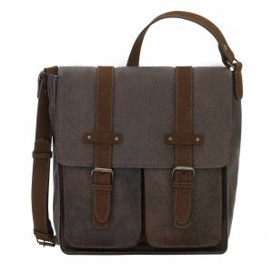 TrueLu The Jaime Messenger Bag