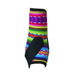 Weaver Leather Prodigy Performance Boots - Fiesta Serape