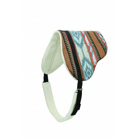 Weaver Merino Wool Bareback Saddle Pad H36