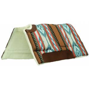 Weaver Merino Wool Built-Up Cut Back Saddle Pad  H36/H37