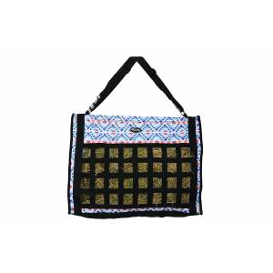 Weaver Slow Feed Hay Bag - Winter Aztec