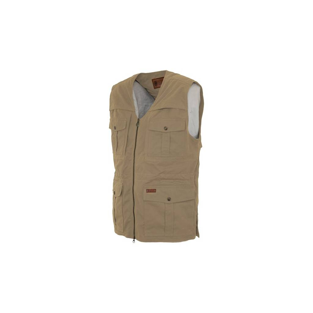 Outback Boone Vest - Mens