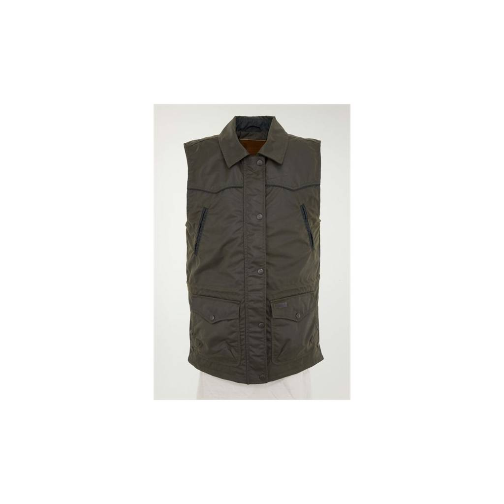 Outback Round Up Vest - Ladies