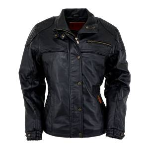 Outback Junee Leather Jacket - Ladies