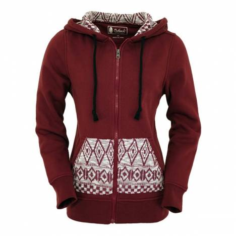 Outback Willa Hoodie - Ladies