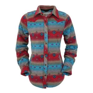 Outback Hadley Big Shirt - Ladies