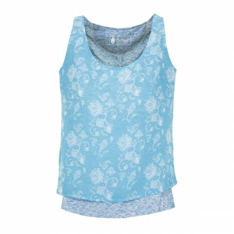 Outback Flora Tank - Ladies