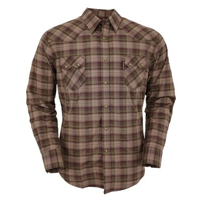 Outback Flint Performace Shirt - Mens
