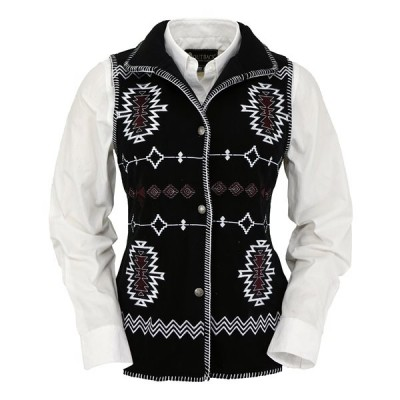 Outback Santa Fe Vest - Ladies