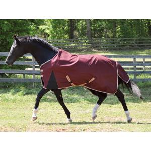 Tuffrider Optimum 1680D Triple Weave Herringbone Standard Neck Turnout Sheet