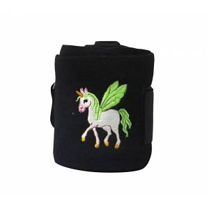 Tuffrider Unicorn Fleece Leg Wraps