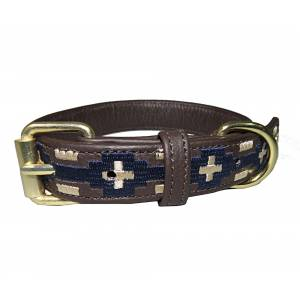 Halo Lex Leather Dog Collar