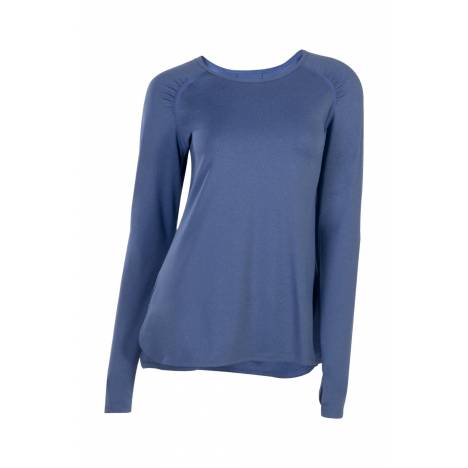 Noble Outfitters Jamie Long Sleeve Top - Ladies