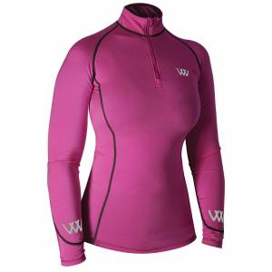 Woof Wear Performance Riding Shirt - Ladies