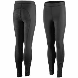 Horze Ryder Junior Silicone Full Seat Tights