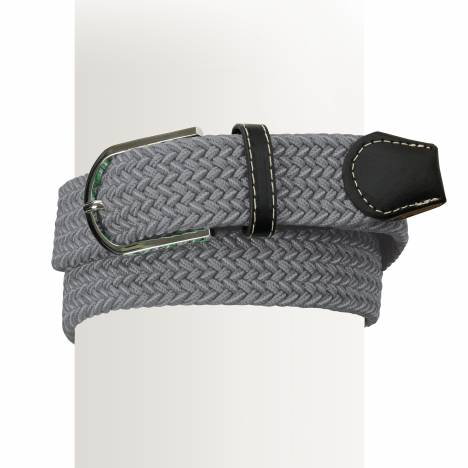 Ovation Braided Stretch Belt - Ladies