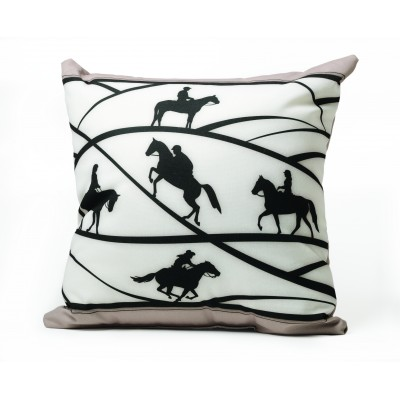 Kelley Trail Master Throw Pillow