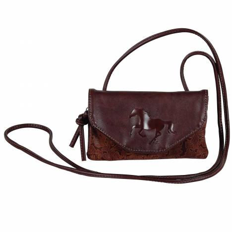 Kelley Galloping Horse String Purse
