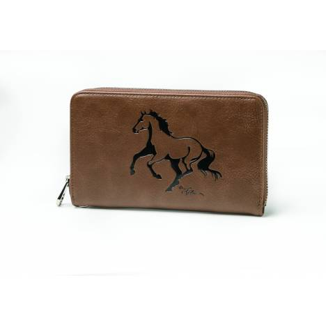 Kelley Galloping Horse Wallet