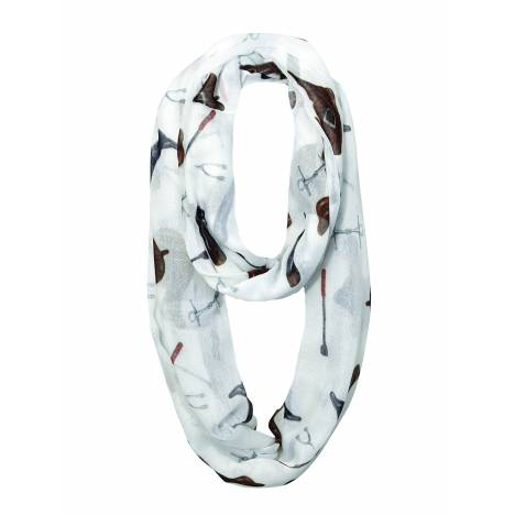 Kelley Gear Infinity Scarf