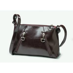 Kelley Snaffle Bit Leather Purse
