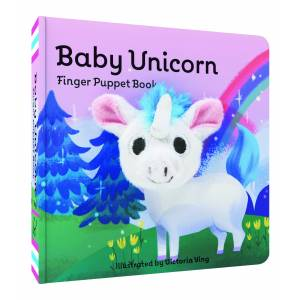 Kelley Baby Unicorn Puppet Book