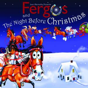 Kelley Fergus and the Night Before Christmas