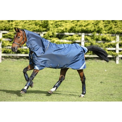 Rambo Tech Duo Turnout Blanket Bundle