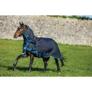 Amigo Bravo12 Plus Disc Closure Turnout Blanket Bundle